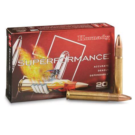 Hornady 35 Whelen Superformance