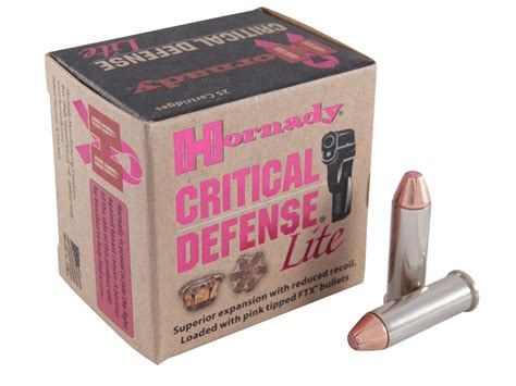 Hornady 38 Special Low Recoil Ammo Review