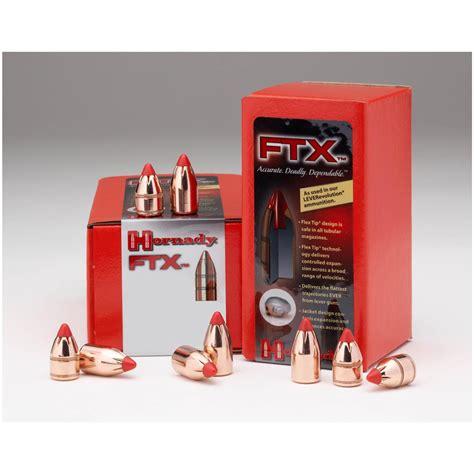 Hornady 45 Cal 250 Gr Ftx Bullets
