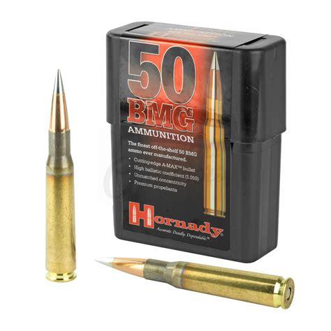 Hornady 50 Bmg Ammo