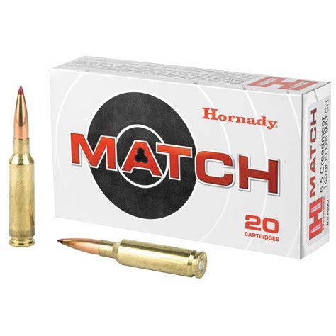 Hornady 6 5 Creedmoor Eld Match For Sale