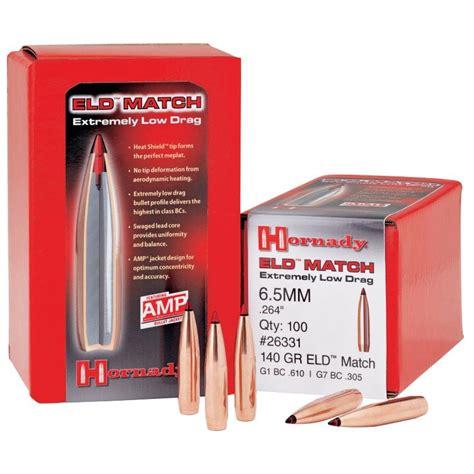 Hornady 6 5mm 140gr Eld Match Better Than Amax