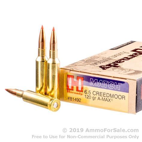 Hornady 6 5mm Creedmoor Ballistics