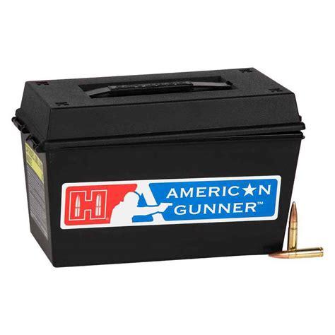 Hornady American Gunner 300 Aac Blackout Ammunition