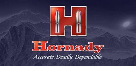 Hornady Apps