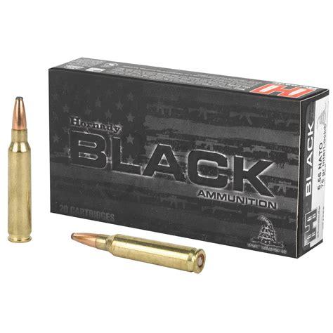 Hornady Black 5 56 75gr Sbr In A Lbr