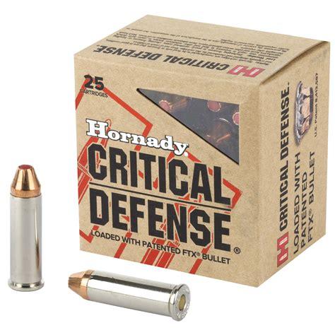 Hornady Critical Defense Bulk