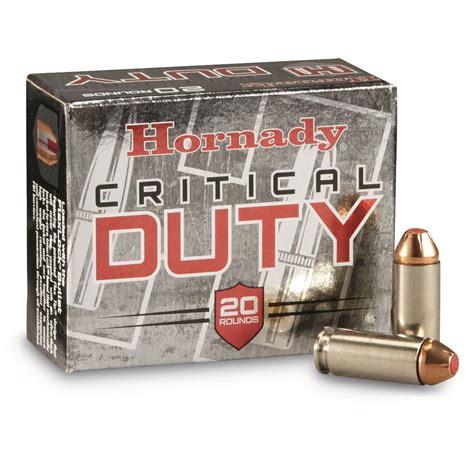Hornady Critical Duty Flexlock Review