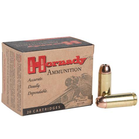 Hornady Custom Handgun Ammo