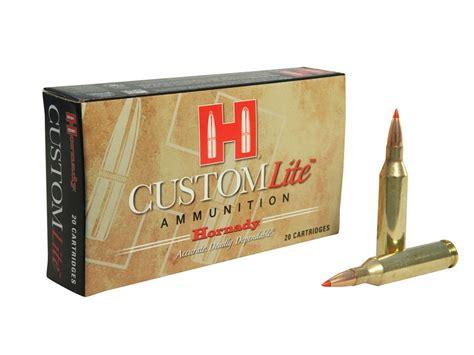 Hornady Custom Lite 243 Ammo