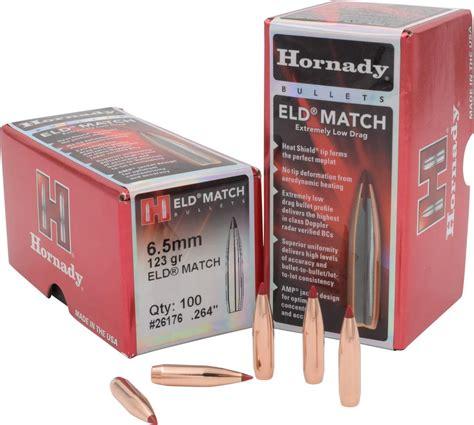Hornady Eld Match Bullets