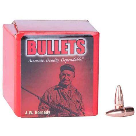 Hornady Fmj Series Reloading Bullets Sportsmans Com