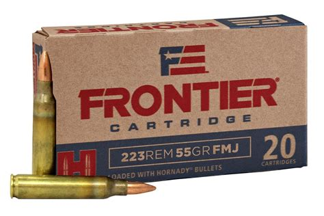 Hornady Frontier 223 55gr For Sale
