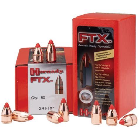 Hornady Ftx Bullet Construction