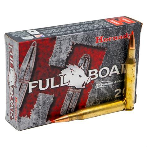 Hornady Full Boar 270