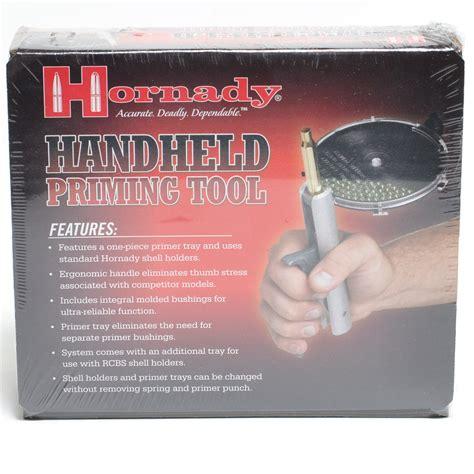 Hornady Handheld Priming Tool Hornady Handheld Priming Tool