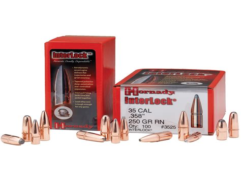 Hornady Interlock Bullets 30 Caliber Review