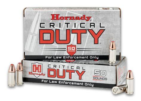 Hornady Law Enforcement Discount
