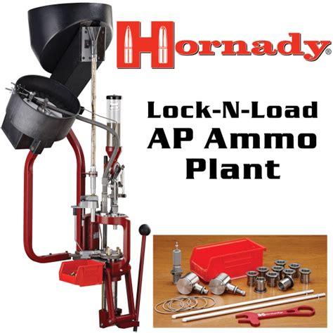 Hornady Locknload Ammo Plant Reloading Kit