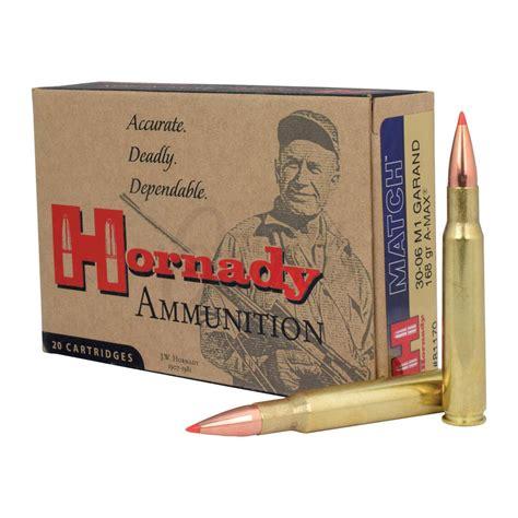 Hornady M1 Garand Ammo