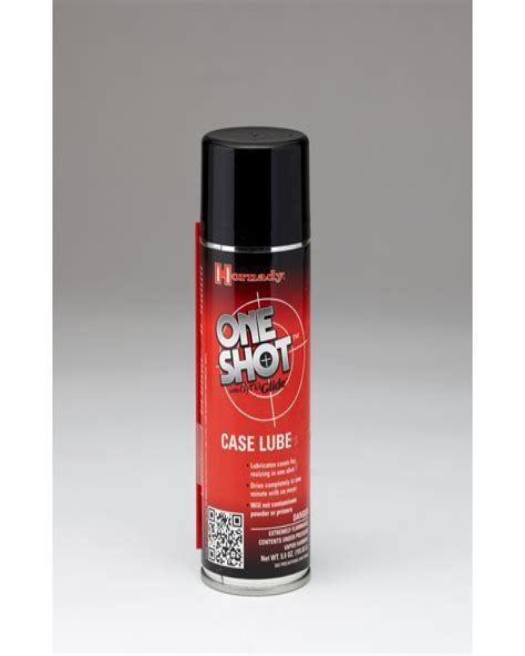 Hornady One Shot Spray Case Lube Wdyna Glide Plus 5 Oz One Shot Case Lube