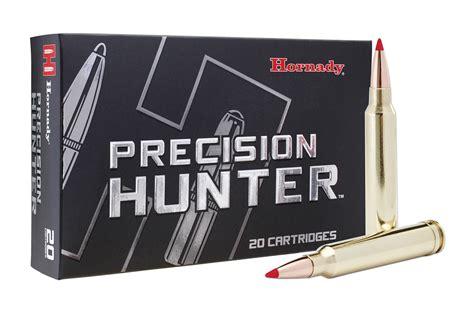 Hornady Precision Hunter 300 Win Mag 180 Grain Ballistics
