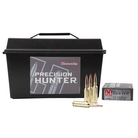 Hornady Precision Hunter 6 5 Creedmoor 143 Grain Eld X