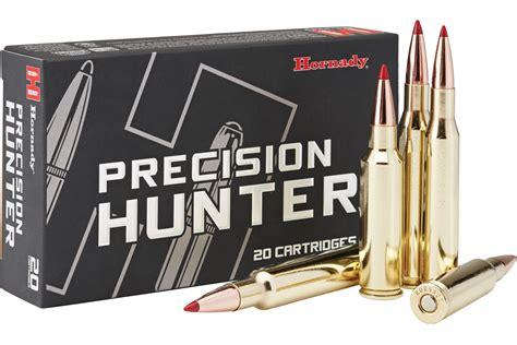 Hornady Precision Hunter Ammo 7mm08 Remington 150gr Eldx 7mm08 Remington 150gr Eldx 20box