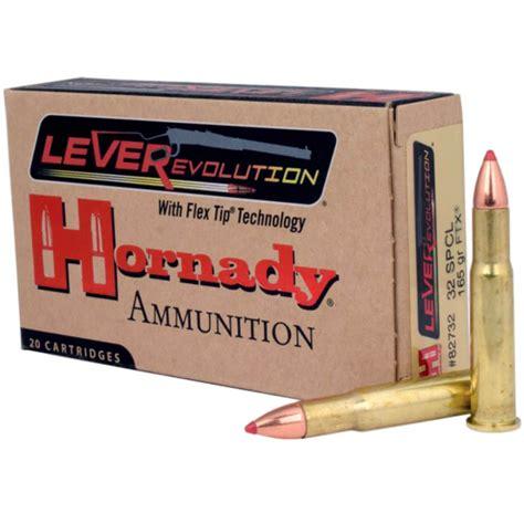 Hornady Rifle Ammunition