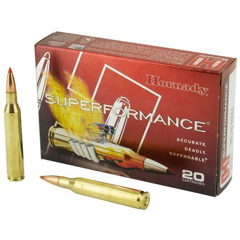 Hornady Superformance 25-06 Remington GMX 90 Grain 20