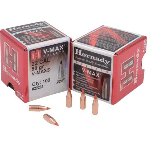 Hornady V Max 22 Caliber (0 224