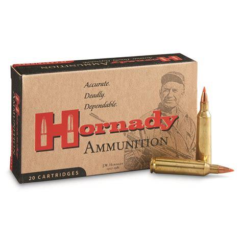 Hornady Varmint Express 22 250