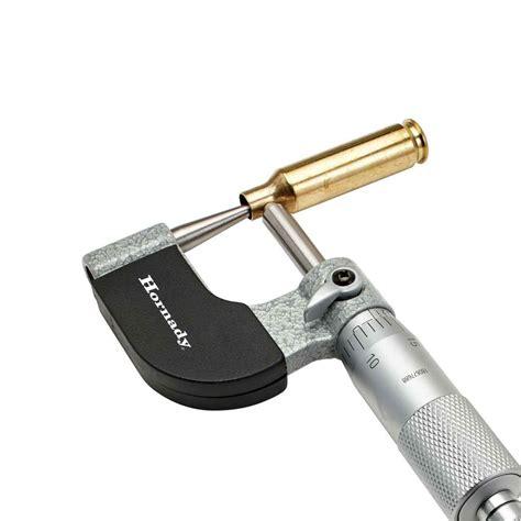 Hornady Vernier Ball Micrometer