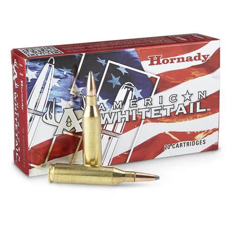 Hornady Whitetail 7mm 08 Ballistics