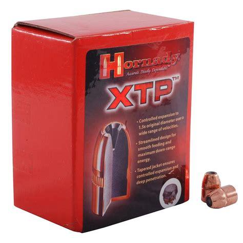 Hornady Xtp Pistol Bullets Cabela S