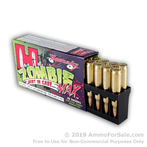 Hornady Zombie Bullets For Sale