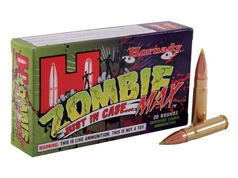 Hornady Zombie Max 300 Blackout Ballistics