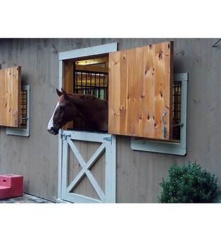 Horse Barn Door Plans