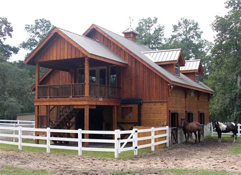 Horse barn plans in texas Image
