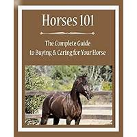 Buying horses 101: the complete guide to buying & caring for your horse