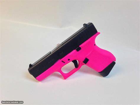 Hot Pink 9mm Handgun For Sale
