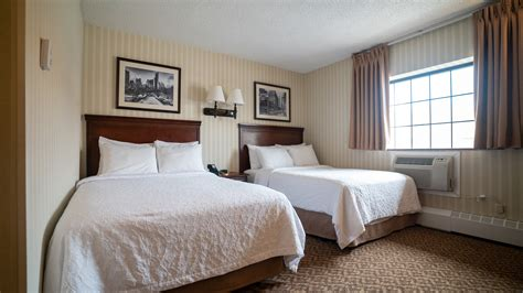 Hotel Double Bed Size