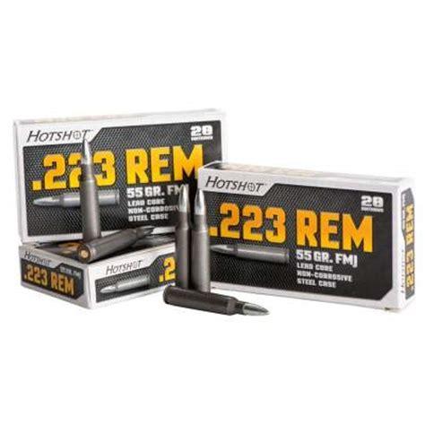 Hotshot 223 Ammo Review