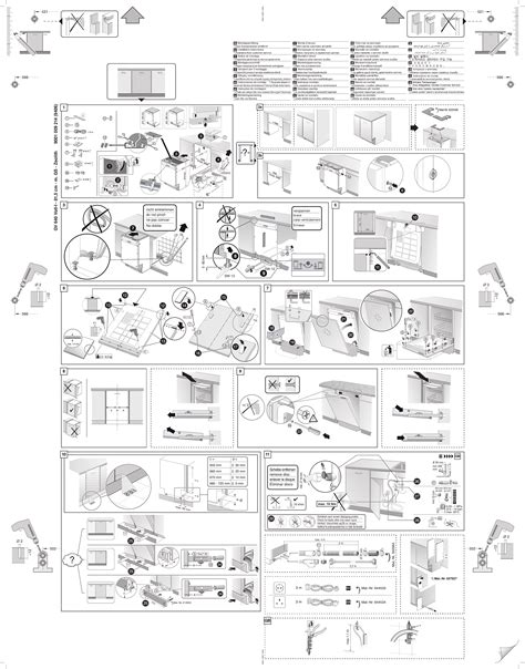 how do integrated dishwashers fit pdf manual