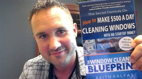 how to make 500 dollars a day cleaning windows