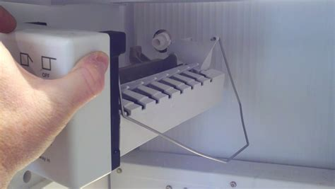 how to remove ice maker from kitchenaid refrigerator pdf manual