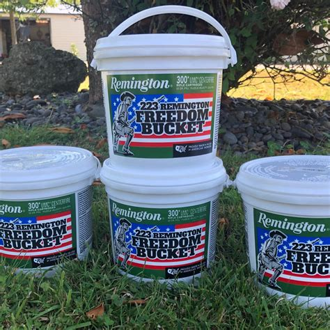 How Accurate Are Remington Freedom Bucket