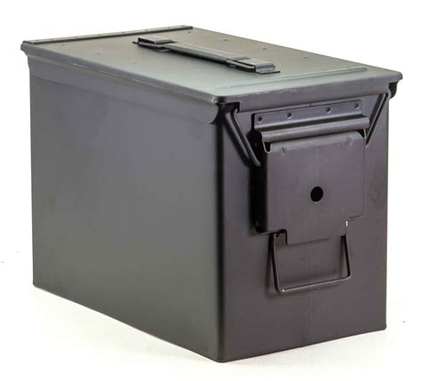How Are Ammo Cans Rated