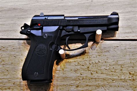 Beretta-Question How Big Is A Beretta 84fs Compared To Other Guns.