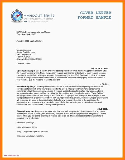 letter template with cc  Business Letter Template Cc And Enclosure